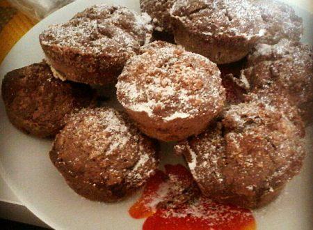 Muffins alla banana ricetta di Erica