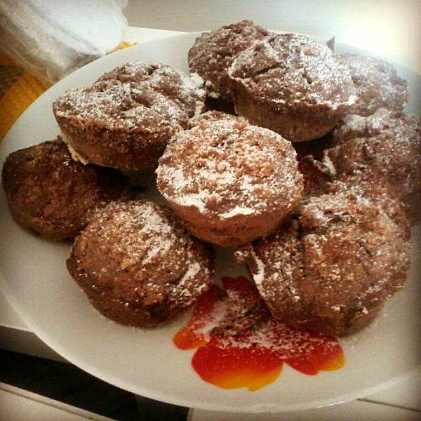 muffin alla banana 2