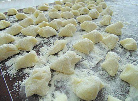 Gnocchi di patate senza uova ricetta