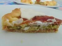 torta prosciutto