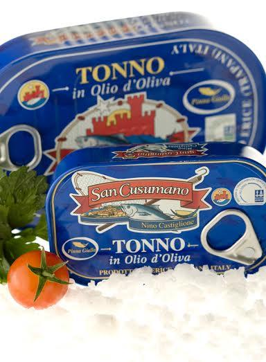 tonno blu