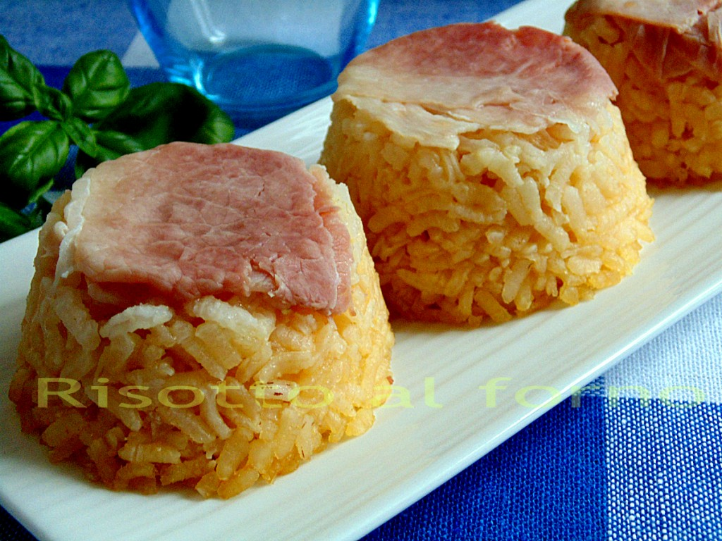 risotto al forno 3