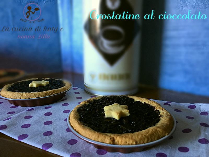 Crostatine al cioccolato 2