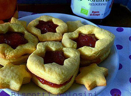Biscotti golosini  | Ricetta facile