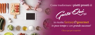 Contest #GustoQui ricette fantasy & Gourmet