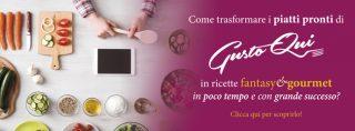 Contest #GustoQui ricette fantasy & Gourmet