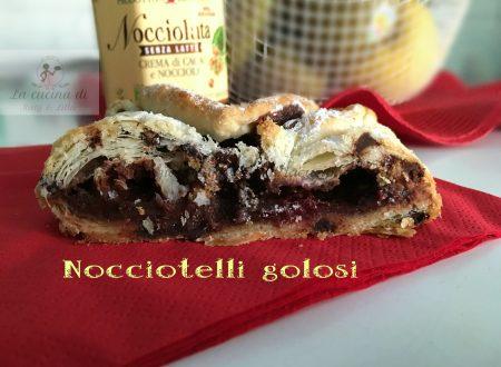 Nocciotelli golosi e cioccolatosi | Ricetta facile e veloce