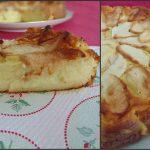 Torta di mele cremosa senza zucchero