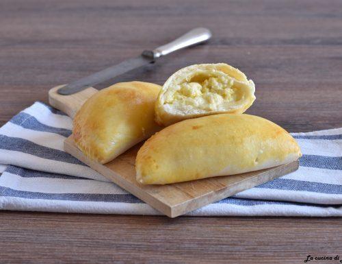 Calzoni di formaggio