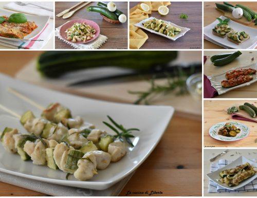 Ricette con le zucchine semplicissime