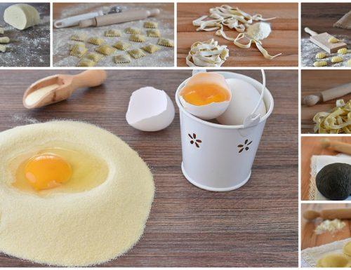 Ricette pasta fresca fatta in casa