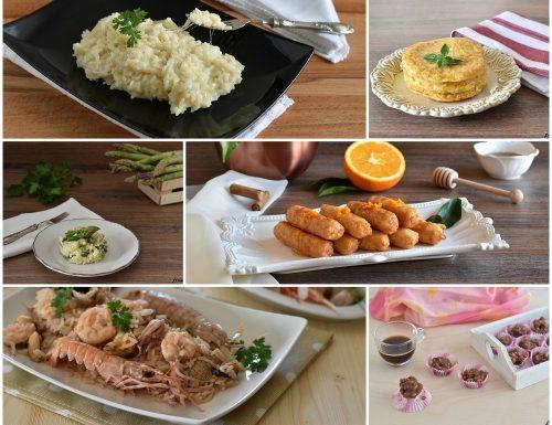 Ricette con riso sia dolci che salate