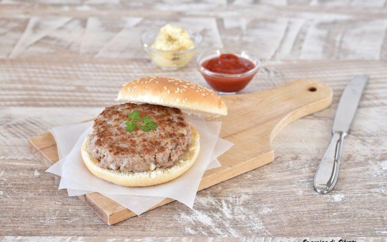 Hamburger al forno