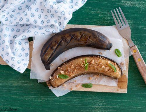 Banane grigliate