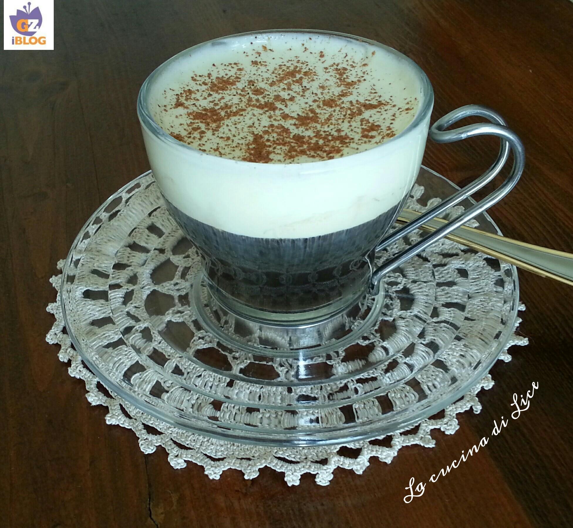 caffè con crema al mascarpone