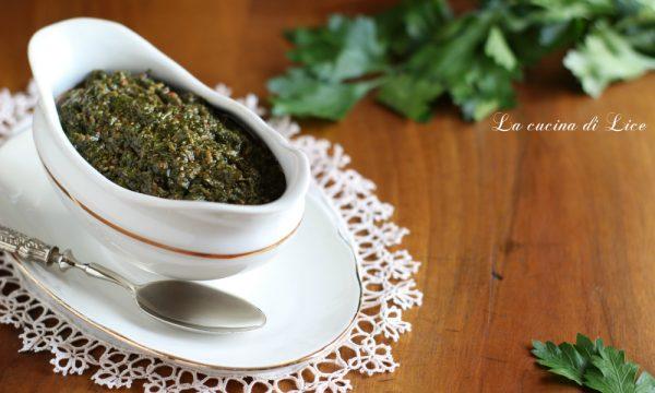 Bagnét (salsa verde)