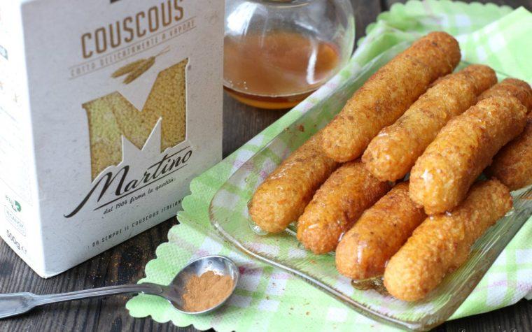 Crispelle di couscous