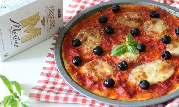 Pizza di couscous