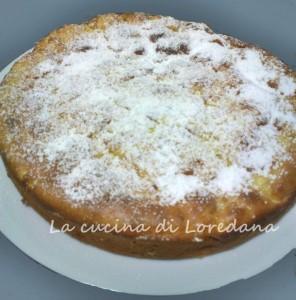 Torta mele e mascarpone la cucina di loredana - La cucina di loredana ...