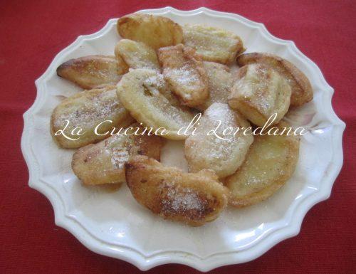 Frutta mista in pastella