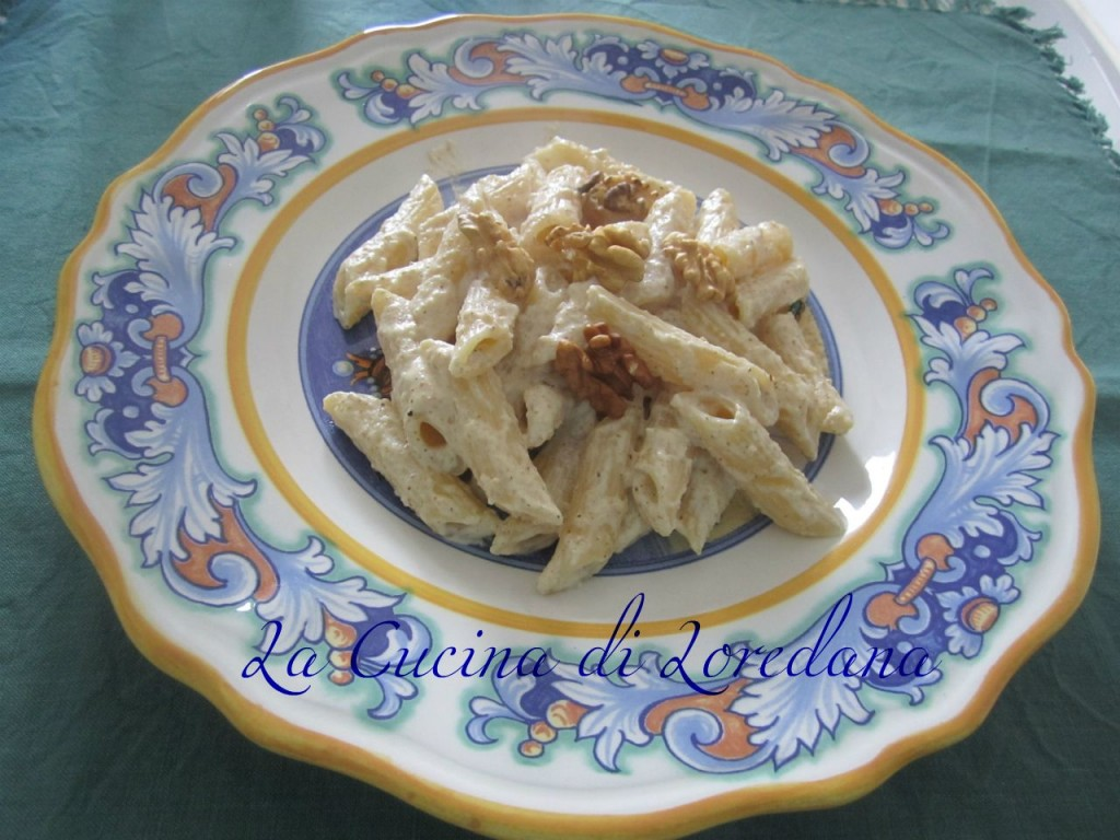 Penne alle noci