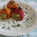 Peperoni ripieni – Ricetta semplice