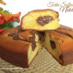 Torta soffice alla Nutella – Dolci da colazione
