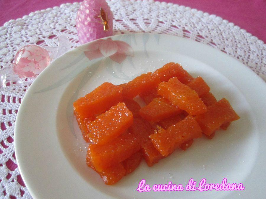 La zucca in cucina - La cucina di loredana ...
