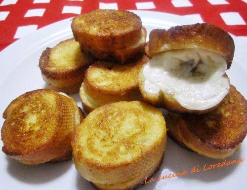 Mozzarella in carrozza di pane