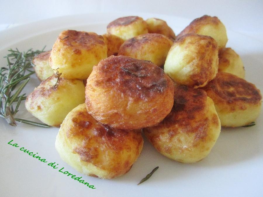polpette di patate e formaggio