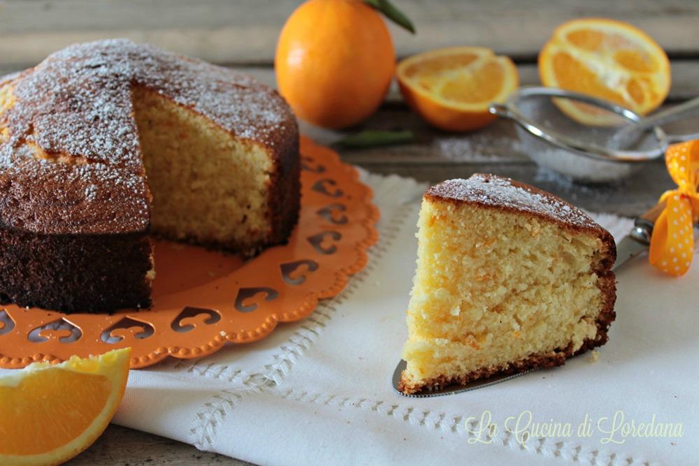 Torta soffice all arancia - Una profumata e deliziosa bontà 3d850fe0a3