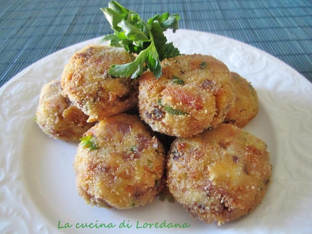 Polpette di pane la cucina di loredana - Loredana in cucina ...