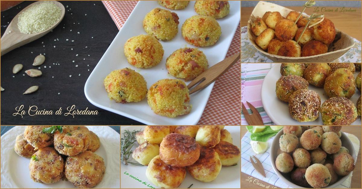 Ricette di polpette la cucina di loredana - Loredana in cucina ...