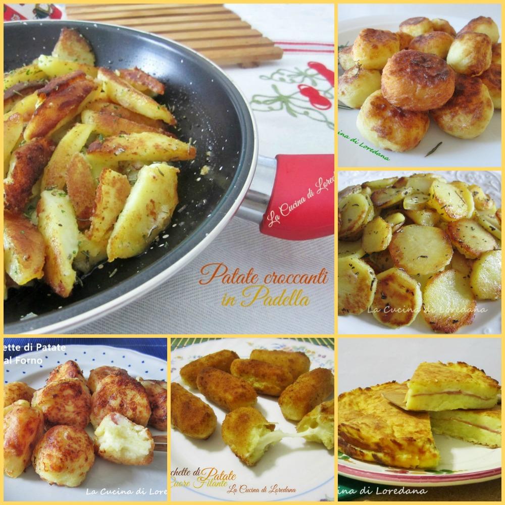 Ricette con le patate la cucina di loredanala cucina di loredana - Loredana in cucina ...