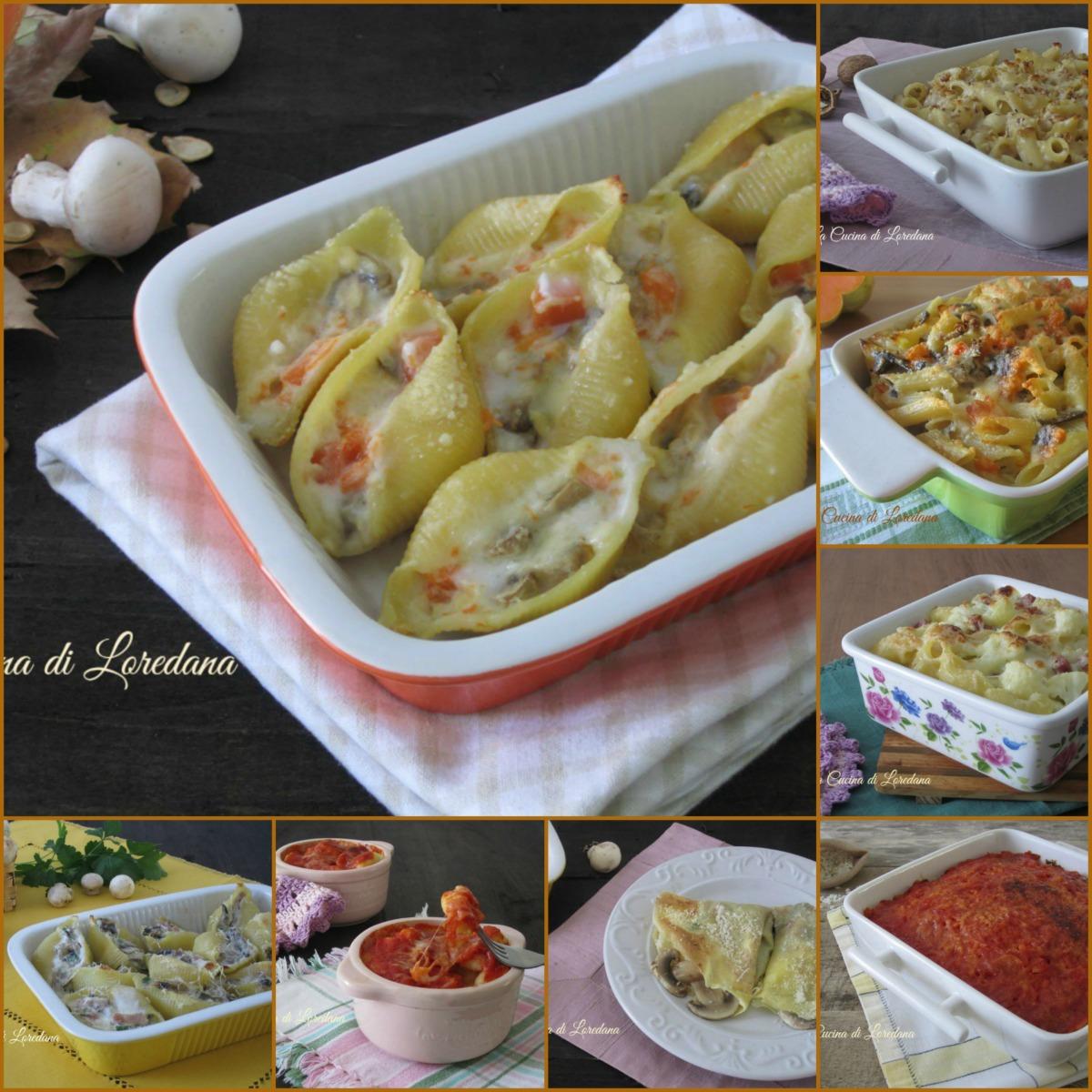 Ricette di pasta al forno raccolta di ricette for Pasta ricette