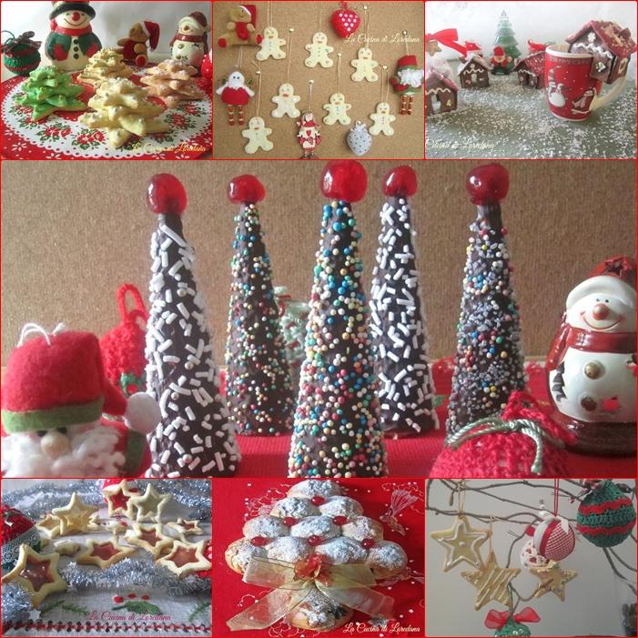 Decorazioni Natalizie X Dolci.Dolci Decorazioni Per Natale