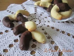 biscotti morbidi con cioccolato