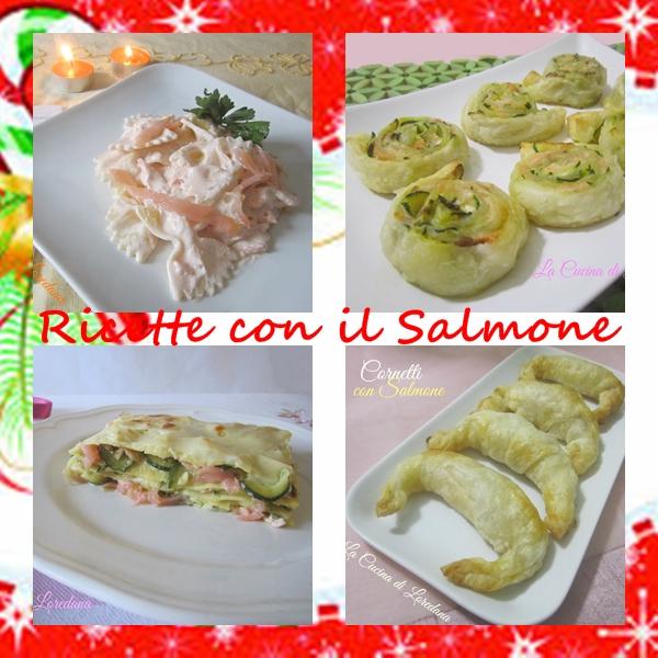 Ricette con il salmone la cucina di loredana - Cucina con loredana ...