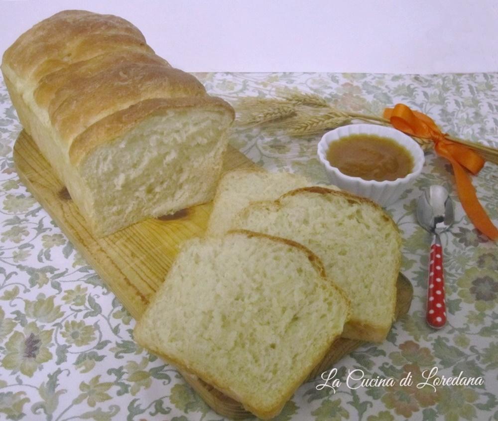 Pan bauletto soffice la cucina di loredana migliori - La cucina di loredana ...