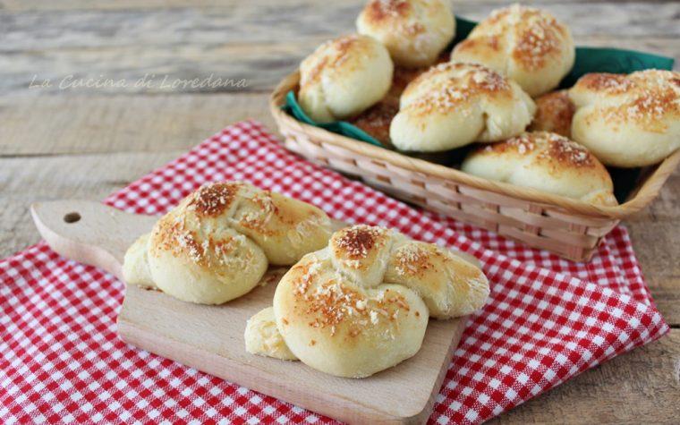 Nodini di Patate e formaggio