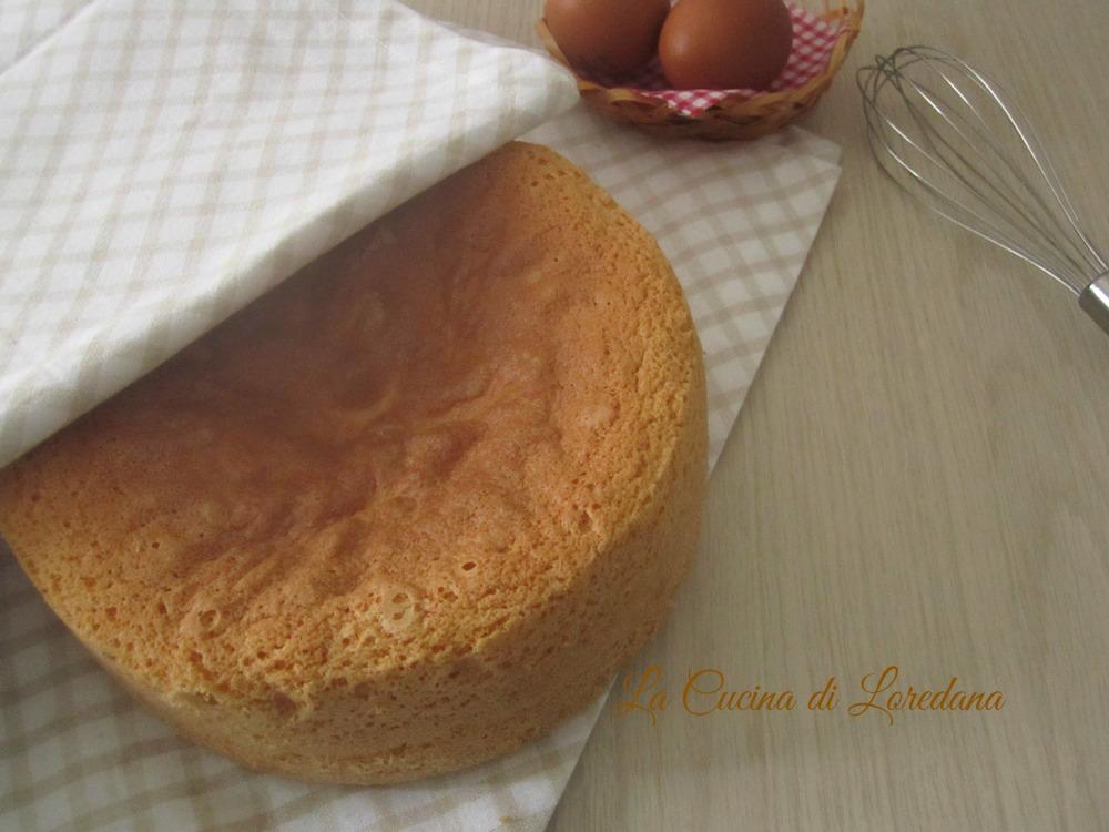 Pan di spagna la cucina di loredana - Loredana in cucina ...