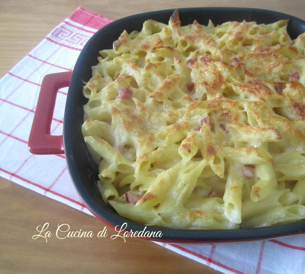 Ricette di pasta al forno raccolta di ricette squisite for Ricette di pasta