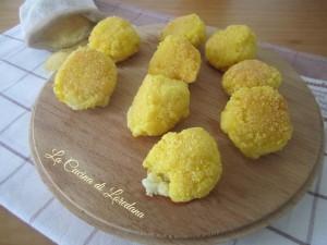 polpette di polenta