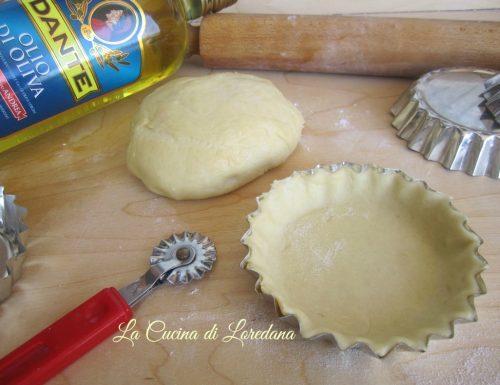 Pasta Brise' all'olio