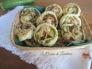 girelle con zucchine