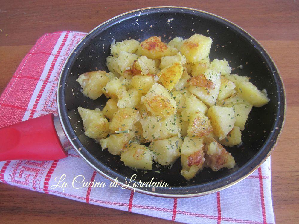 patate in padella veloci