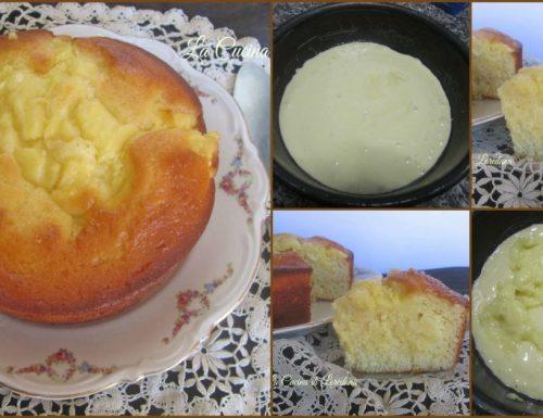 Torta soffice alla Crema