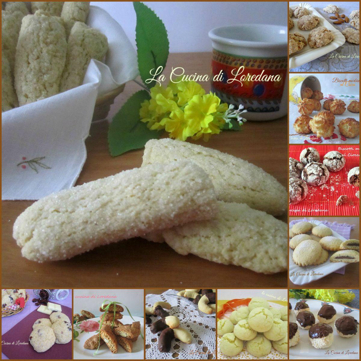Ricette di biscotti - Loredana in cucina ...