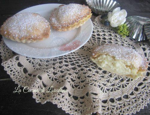 Pasticciotti con Crema