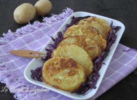 Patate fritte dorate